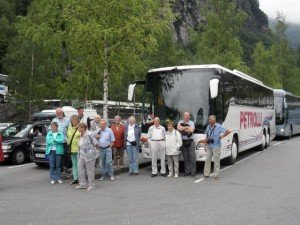 2014 Norwegen 12 Warten auf die Fähre